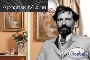 Biografie en geschiedenis Alphonse Mucha